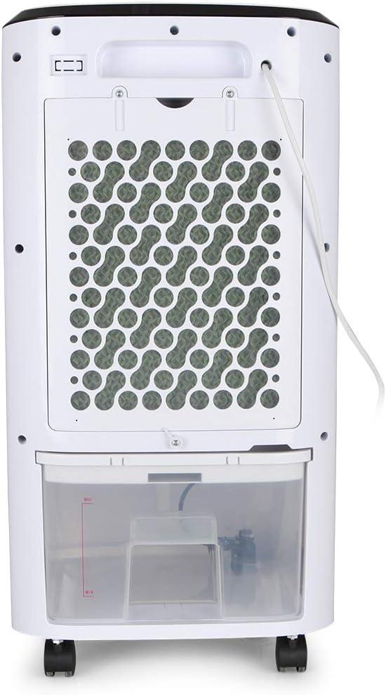 Orbegozo AIR 52 Climatizador evaporativo 3 en 1, 3 velocidades, temporizador, mando a distancia, acumuladores de frío, depósito de 10 l, 65 W: Amazon.es: Hogar