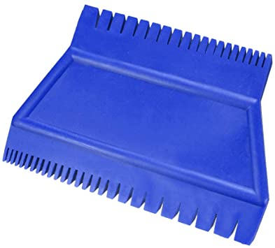 Wood Graining Rubber Grain Tool Pattern Wall Painting Decorating Blue 3/'/' Wide