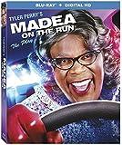 Tyler Perry's Madea On The Run (Play) [Blu-ray + Digital HD]