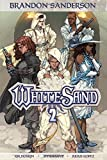 img - for Brandon Sanderson's White Sand Volume 2 book / textbook / text book