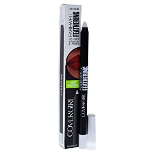 COVERGIRL Farewell Feathering Lip Liner, Clear, 0.04 Ounce (packaging may vary), Pack of 1