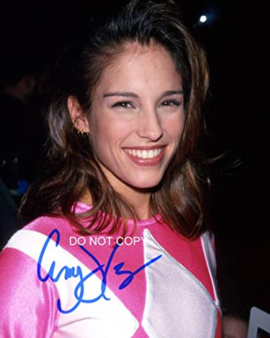 Join told Amy jo johnson power rangers