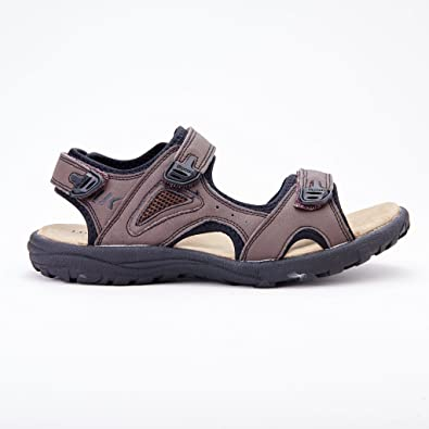 Lumberjack Oregon Herren Canvas Sandalen