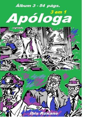 Apóloga Álbum 3: Álbum 3 (Portuguese Edition)