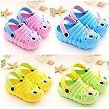 Toddler Little Kids Clogs Slippers Sandals, Non-Slip Girls Boys Clogs Slide Garden Shoes Beach Pool Shower Slippers