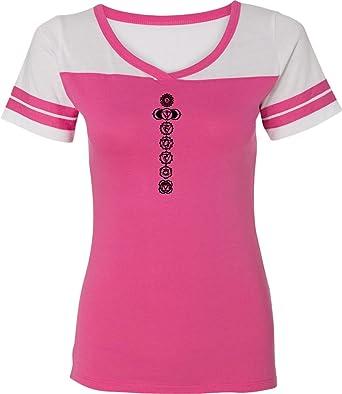 Amazon.com: Yoga Clothing For You Black 7 Chakras Powder ...