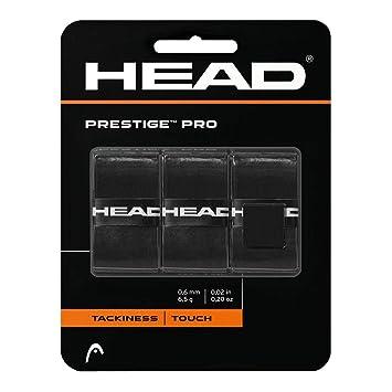 Head - Prestige Pro Overgrip Grip de Reemplazo - Negro: Amazon.es: Deportes y aire libre