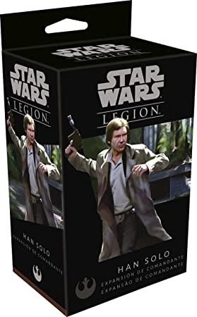 Fantasy Flight Games- Star Wars Legion: Han Solo - Español ...