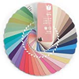 Colour Analysis Swatch Fan Spring-Summer (alternative name: Light) 35 Colours