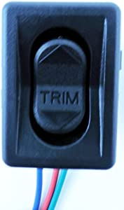 MERCURY Genuine Trim Switch - 8M0042300