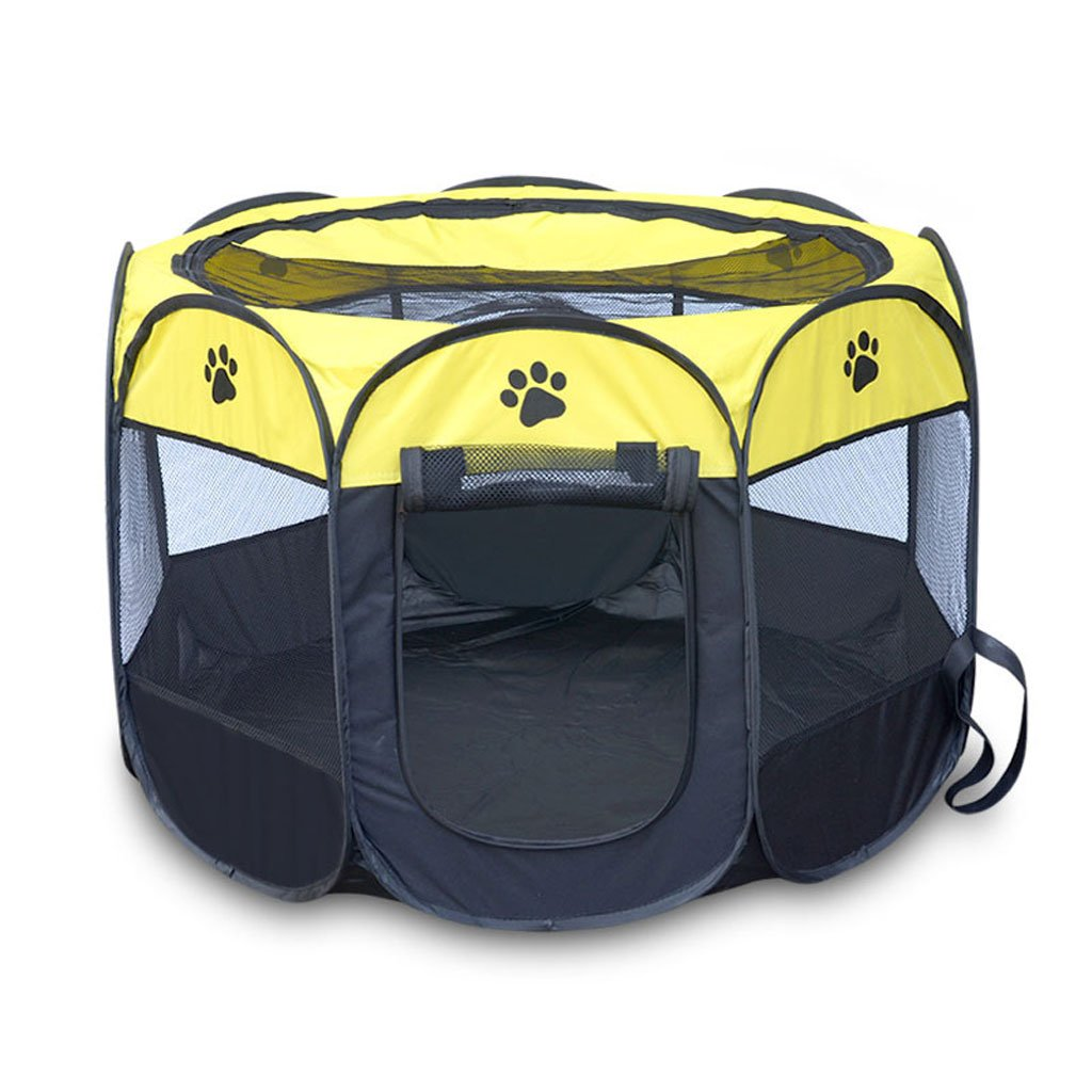 B M B M Moolo Pet Bed Oxford Cloth Dog House Spring And Summer Universal Non-slip Soft Comfortable Cool Breathable And Durable Dog Bed (color   B, Size   M)