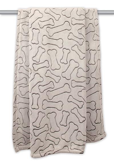 DII Bone Dry Microfiber Pet Blanket
