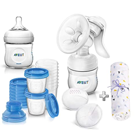 Philips AVENT naturnah Starter Juego de lactancia Incluye ...