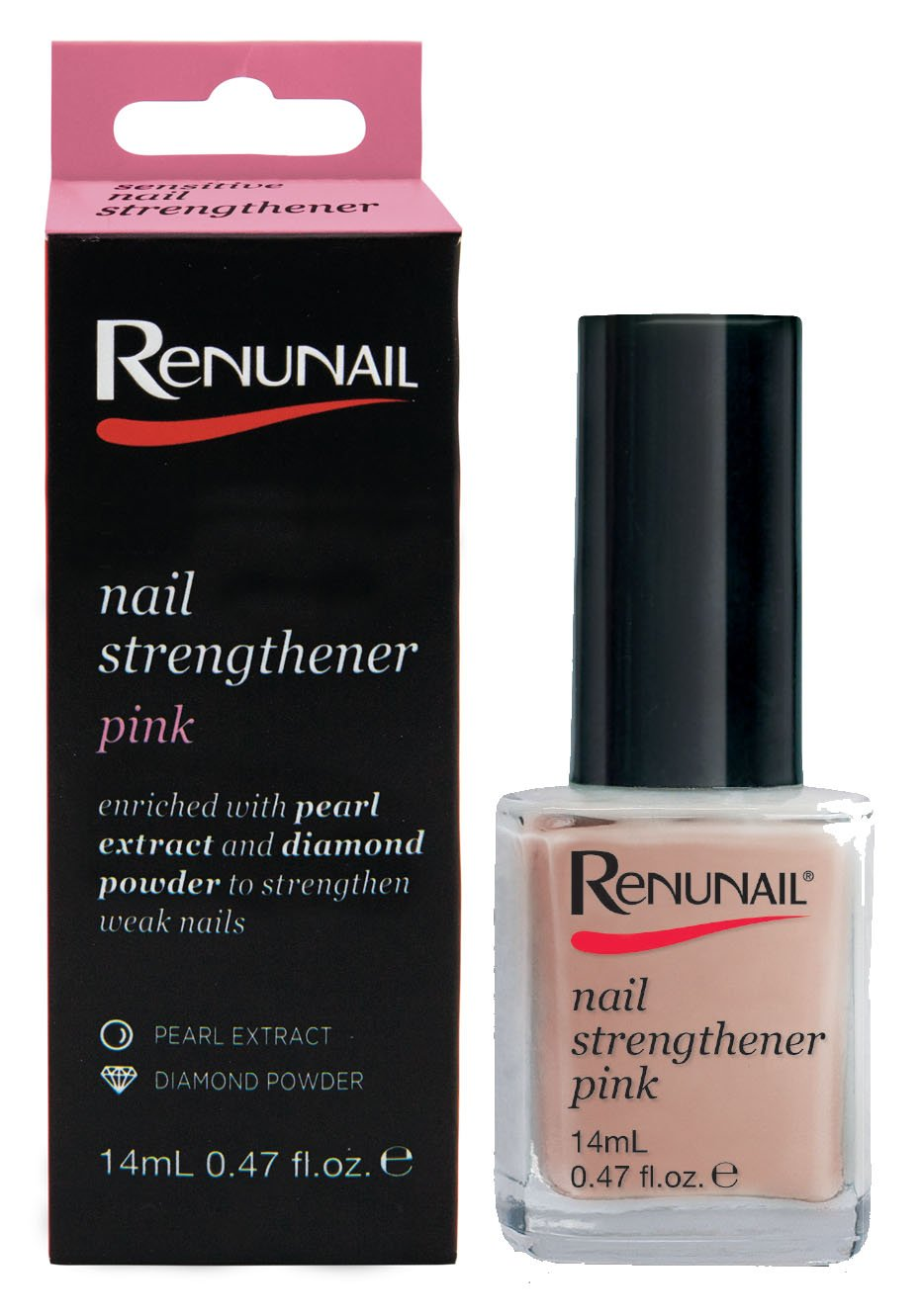 Renunail Sensitive Nagelhärter, 14 ml: Amazon.de: Beauty