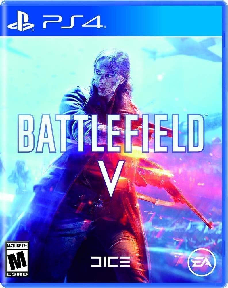 Amazon com: Battlefield V - PlayStation 4: Electronic Arts