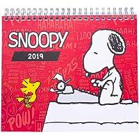 Grupo Erik - Calendario Da Tavolo 2019 Snoopy 17 X 20 Cm