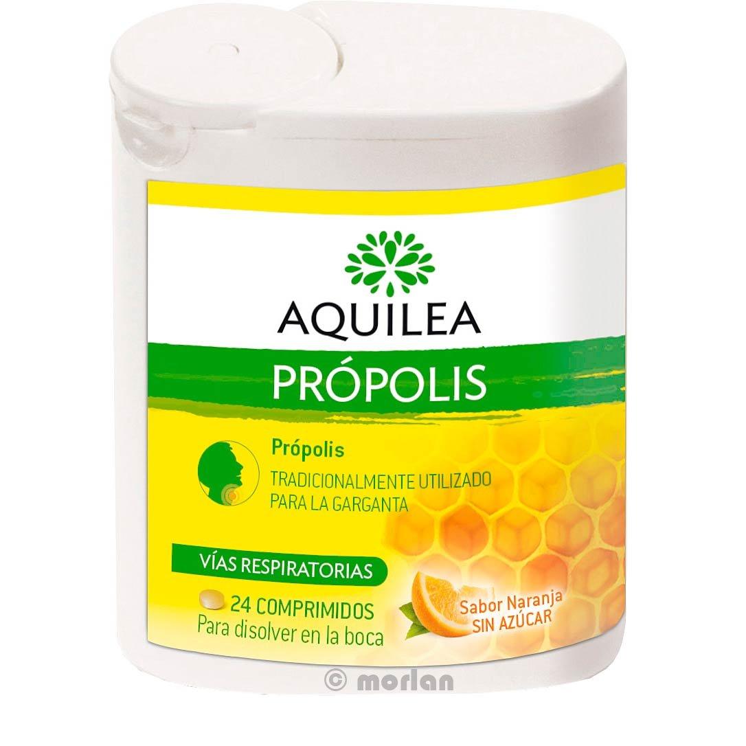 URiACH AQUILEA Própolis 24 comprimidos: Amazon.es: Salud y cuidado personal