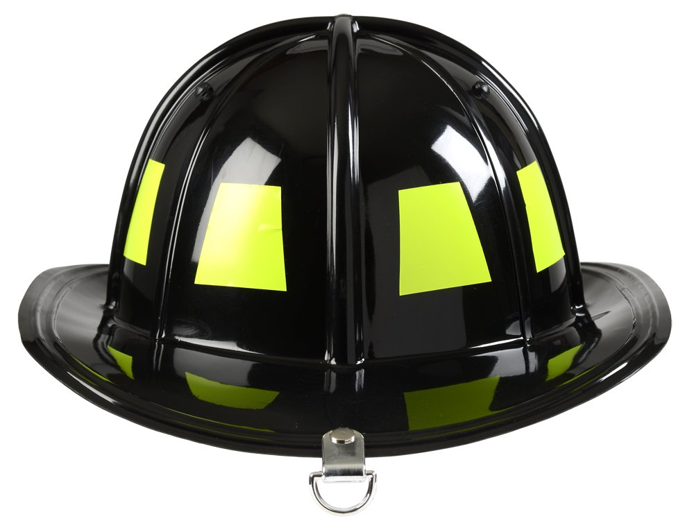 Aeromax Black Fire Chief Helmet by Aeromax (Image #3)