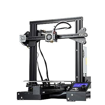 GBY Creality Ender 3 Pro Impresora 3D con actualización Cmagnet ...