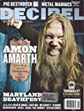img - for Decibel (#106) (August 2013 (Amon Amarth Cover)) book / textbook / text book