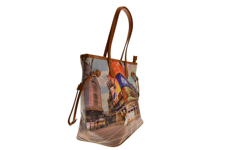 YNOT donna borsa shopping L-319 PRINCE UNICA Prince