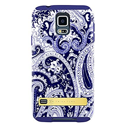 Amazon.com: Trina Turk Dual Layer – Carcasa para Samsung ...