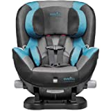 evenflo stratos 65 convertible car seat boulder black grey one size baby. Black Bedroom Furniture Sets. Home Design Ideas