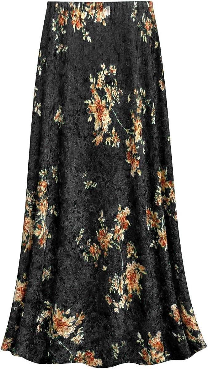 Sanctuarie Designs Crush Velvet Manufacturer Al sold out. OFFicial shop Floral Sk Size Print A-Line Plus