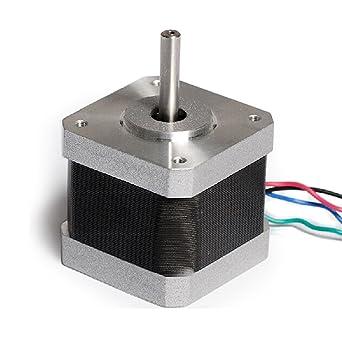 42BYGHW609 de motor paso impresora 3d A4988 1,7 A Nema 17: Amazon ...