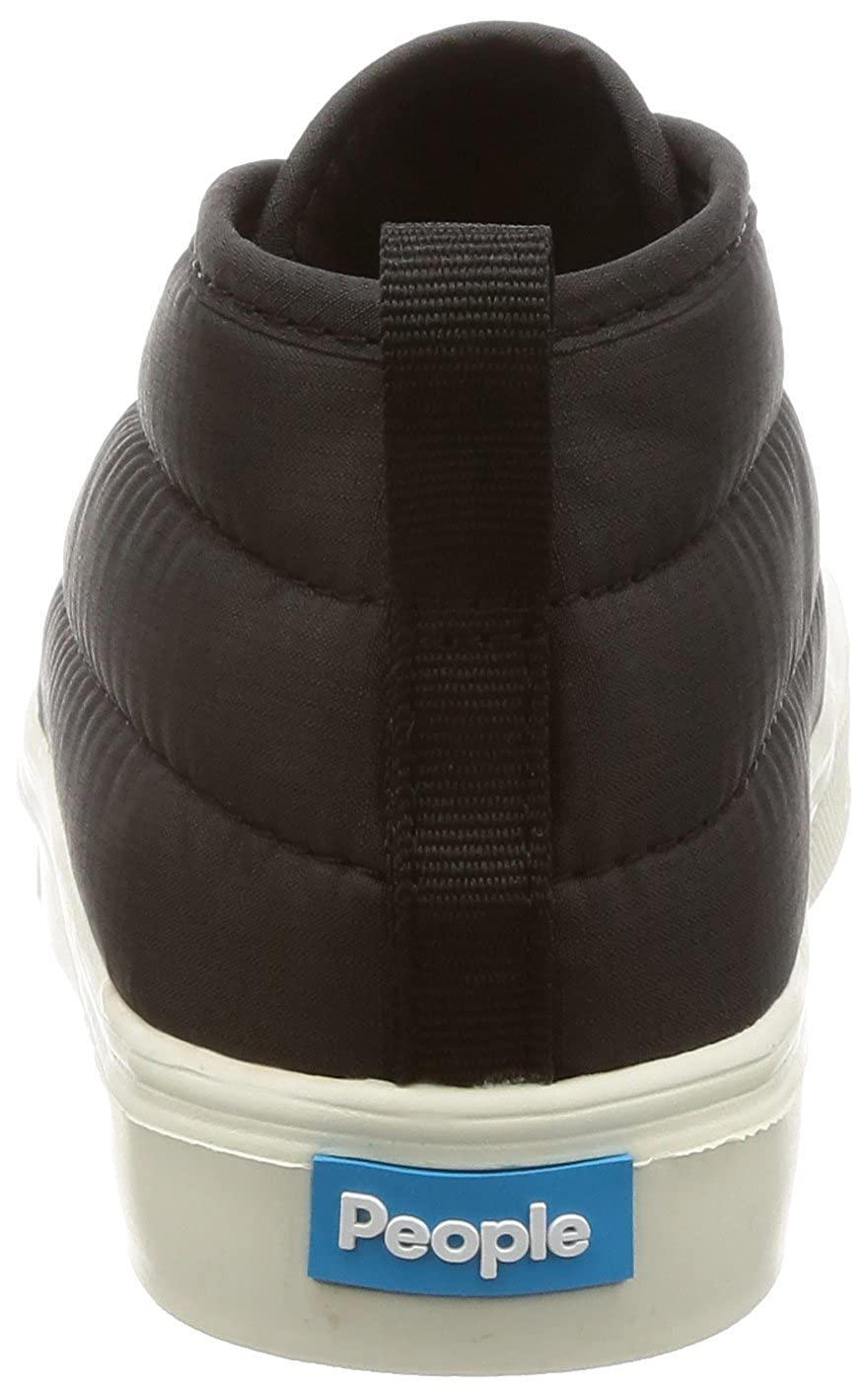 People Footwear Cypress Youth Round Toe Synthetic Black Chukka Boot