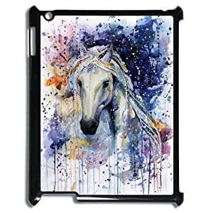 Horse racing Case Cover Best For Ipad 2/3/4 Case FKLB-T516318