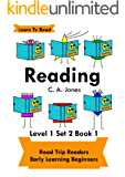 Reading: Road Trip Readers Early Learning Beginners Level 1 Set 2 Book 1 Learn To Read (Road Trip Readers Level 1 Set 2 Learn To Read) (English Edition)