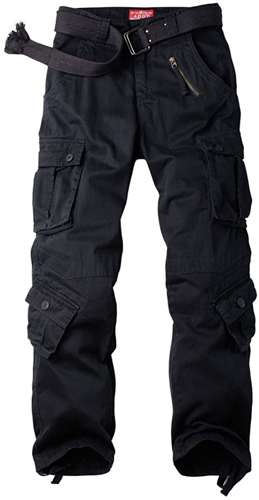 """NEW Utility Trousers 28/""""-32/"""" Urban Camouflage Military Style Combat Cargo"""
