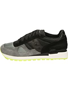 Saucony Sneakers Shadow Original Black - Grey Herren.
