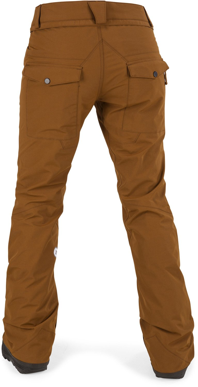 Volcom Snow Women's Knox Gore-TEX Pants Copper Medium by Volcom (Image #2)