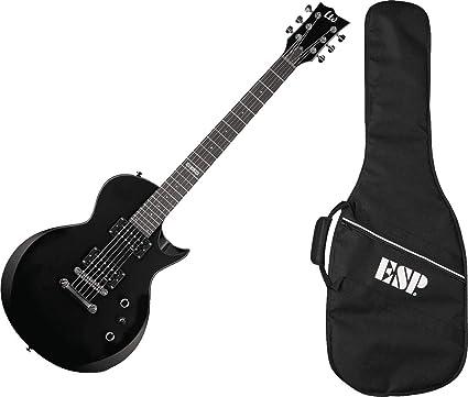 LTD Guitars & Basses EC-10BLK KIT - Set de guitarra eléctrica ...