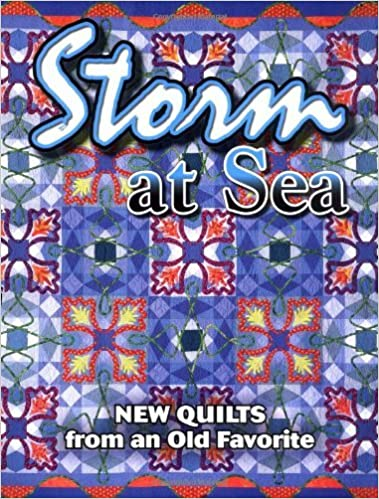 Book Storm at Sea: New Quilts from an Old Favorite (2000-04-06)