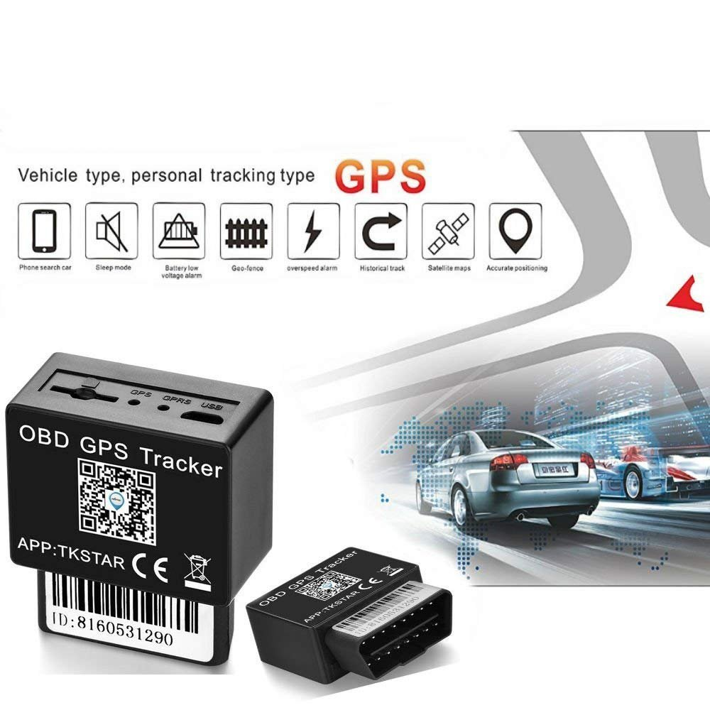 OBD GPS tracker,MUXAN locator for cars car motorcycle real-time tracking  and tracker GPS waterproof OBD GSM/GPRS/SMS Tracker TK816