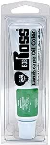 Bob Ross MR6021 37-Ml Artist Oil Color, Sap Green