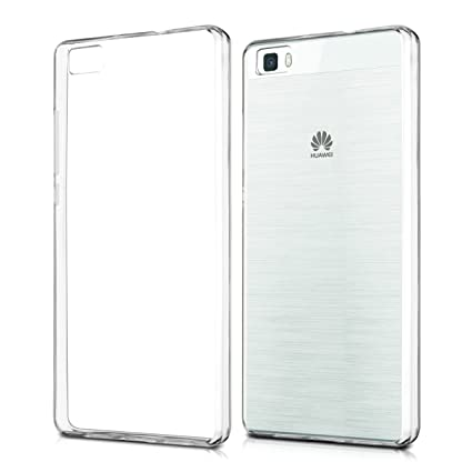 Amazon.com: kwmobile Funda de vidrio para Huawei P8 Lite ...