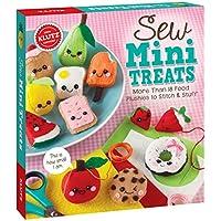 Regalos Sew Min: más de 18peluches con forma de comida para coser y otras cosas