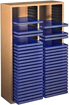 Hama Cd Ständer Für 60 Cds Elektronik