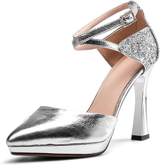 Leisure Prom Bridesmaid Wedding Shoes