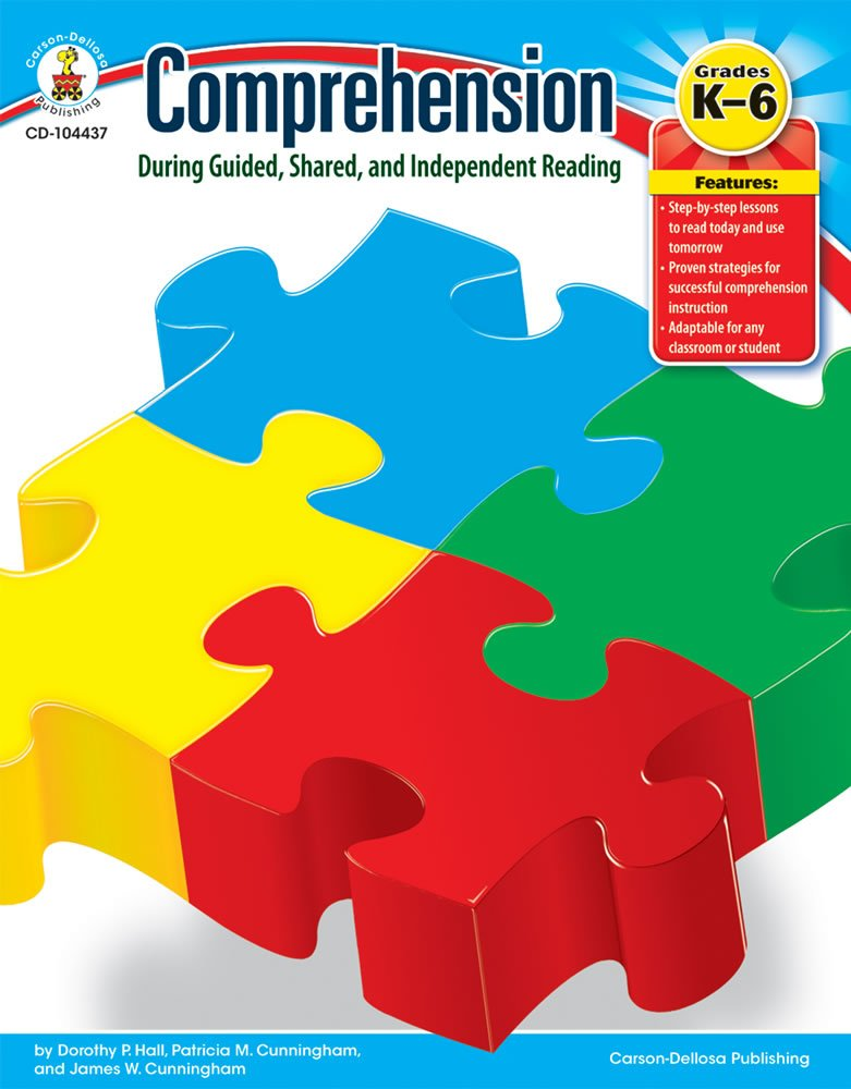 Download Comprehension During Guided, Shared, and Independent Reading, Grades K - 6 pdf epub