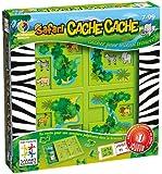 Smart Games - SG 101 FR - Jeu enfant  - Cache Cache Safari - Jeu De Réflexion Et De Logique