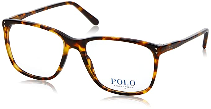 Polo Ralph Lauren 0PH2138, Monturas de Gafas para Mujer, Antique Tortoise, 53