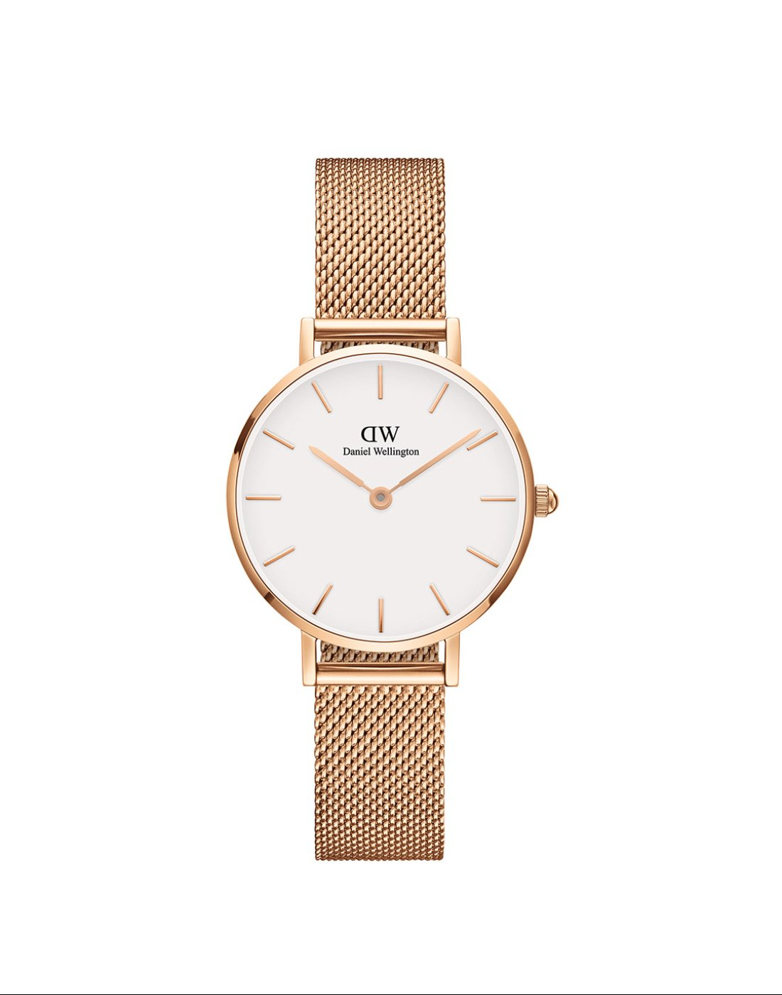 Daniel Wellington Classic Petite Melrose in White 28mm