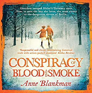 Conspiracy of Blood and Smoke Audiobook