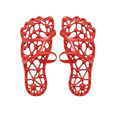 Yoglad Shower Sandal Bathroom Gym Casual Slippers Non-Slip Quick Drying Foot Massage Sandal | Flip-Flops