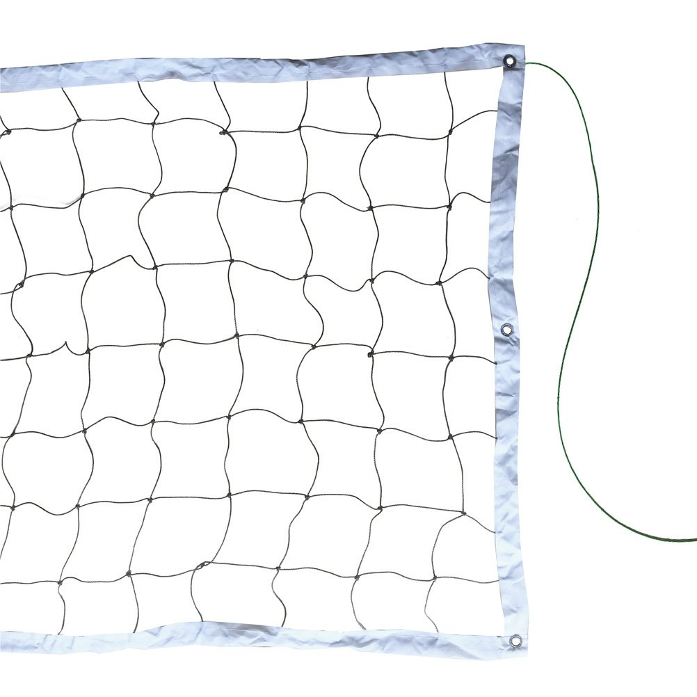 Aoneky 9.5×1M Large Volleyball Net Easy to Assemble, Come with Carry Bag 7158BK8368